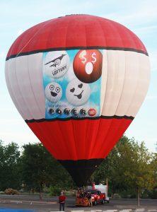 Powerball Balloon
