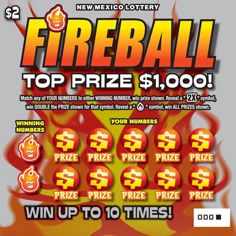 Fireball Scratcher